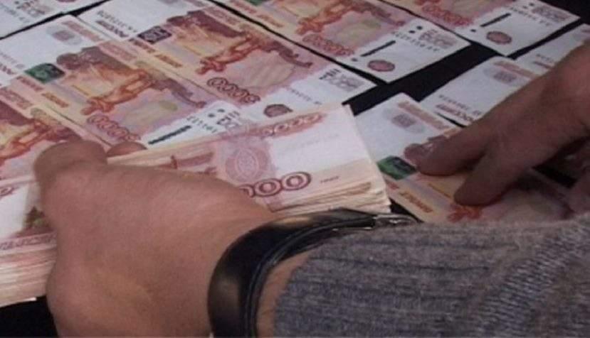 Новороссиец награбил на три с половиной миллиона