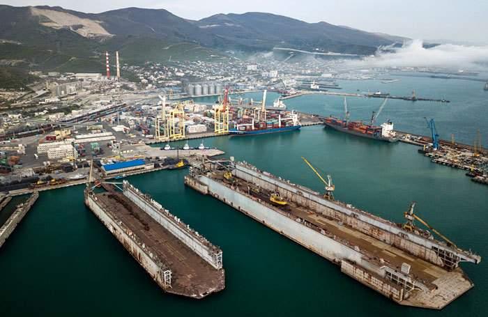 Новороссийский морской торговый порт и «Совкомфлот» будут приватизированы