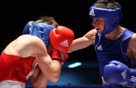 В Новороссийске показали мужской бокс