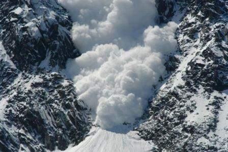 Новороссийцы будут вынуждены читать сообщения о сходе лавин в Сочи