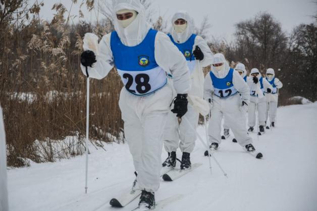 Новороссийские десантники совершат марш-бросок