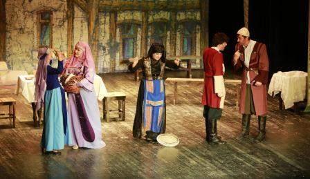 В Новороссийске снова покажут «Невесту из Имеретии»