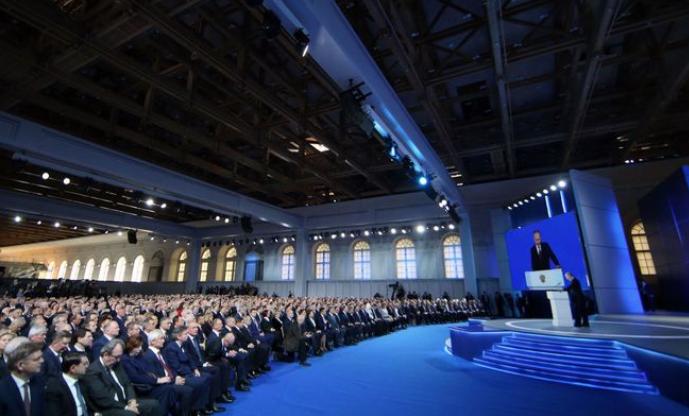 Путин рассказал, кто может стать президентом России