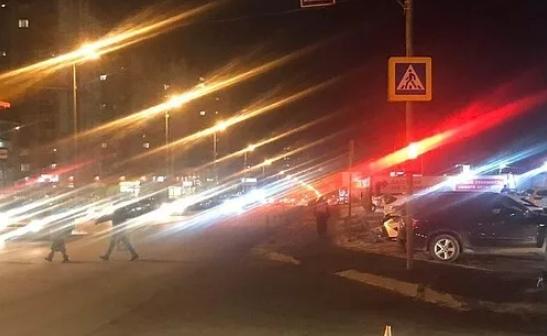 Ищут свидетелей: в Новороссийске водитель зацепил студента и скрылся