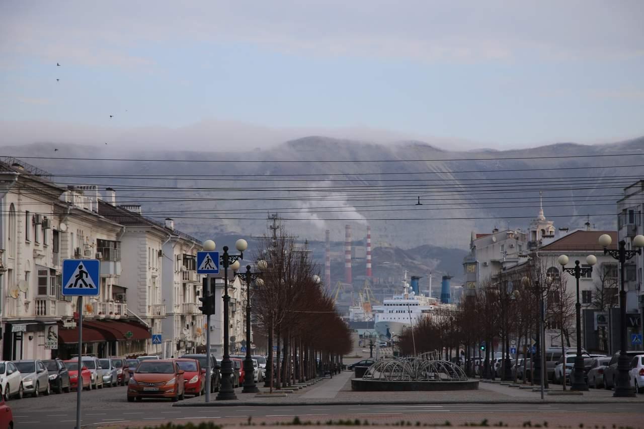 После выходных вНовороссийске похолодает