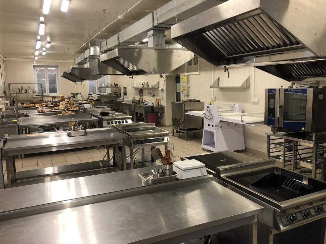 В Новороссийске появились мастерские для будущих поваров