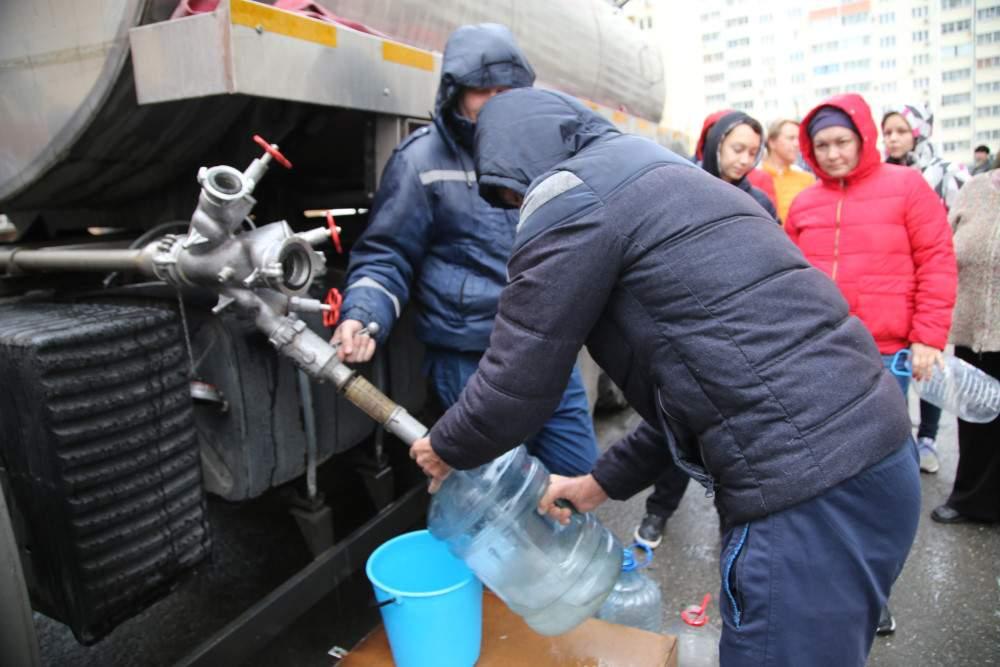 Под Новороссийском наступил водный апокалипсис