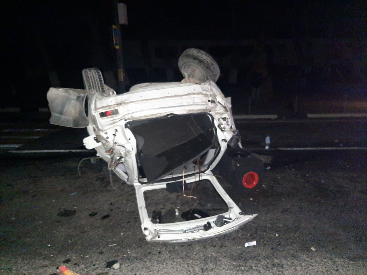Неподалеку от Новороссийска погиб водитель «Приоры»