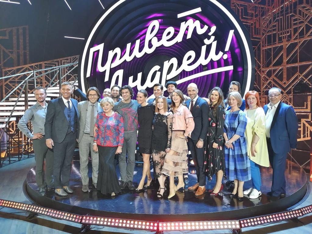 Новороссиец на шоу Малахова заставил танцевать Цискаридзе и Вовк