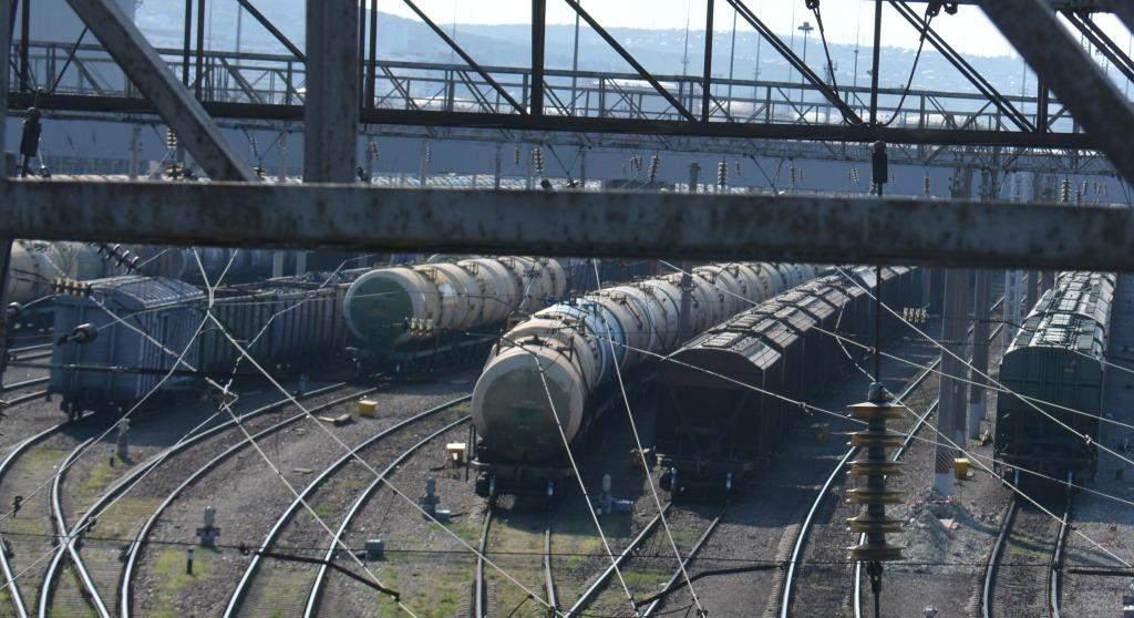Россия приостанавливает железнодорожное сообщение с Китаем