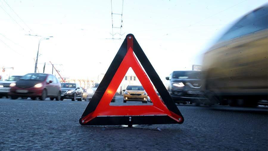 ВНовороссийске пострадал маленький пассажир