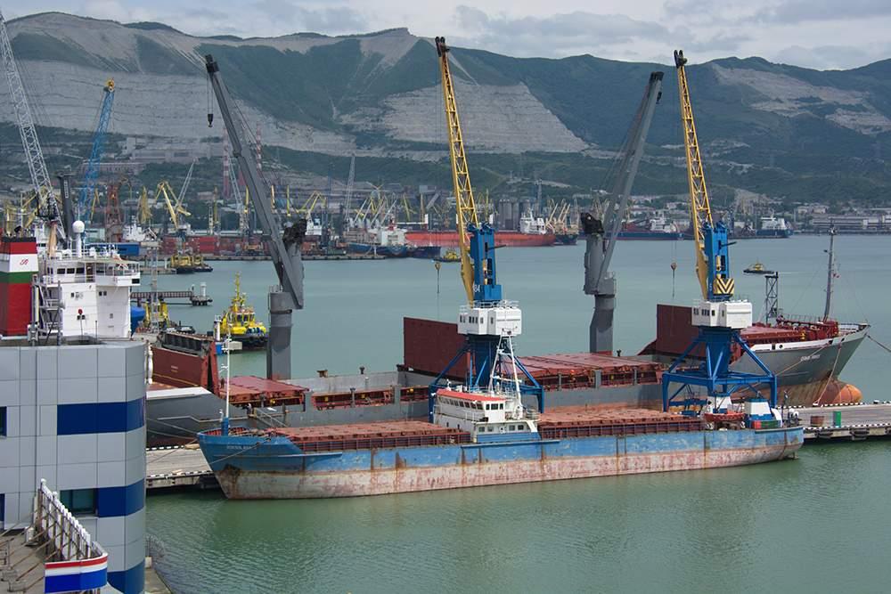 Не пропустят ли коронавирус в Новороссийск по морю?