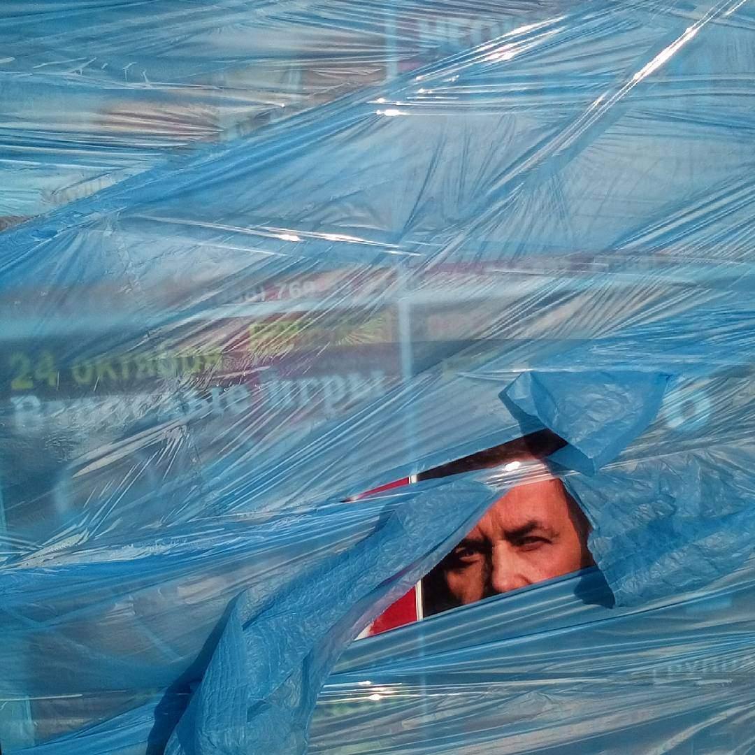 Новороссийские улицы зачистят отрекламных объявлений «китайским методом»