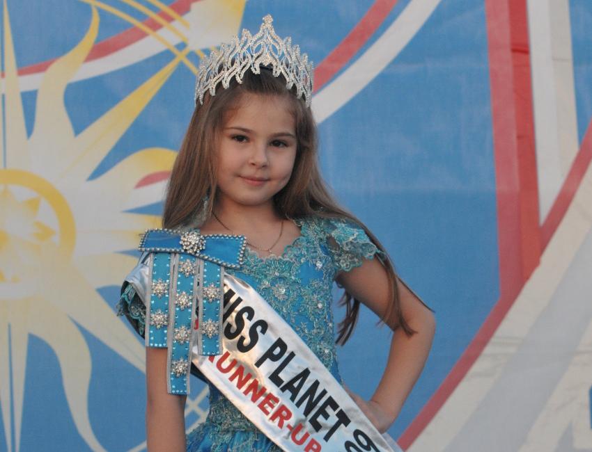 ВНовороссийске живет самый красивый ребенок планеты. Как сложилась еесудьба?