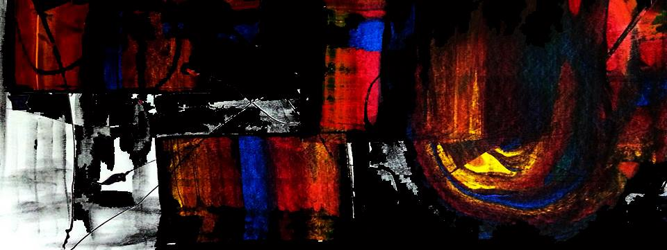 Новороссийский художник приглашает оценить абстрактное искусство