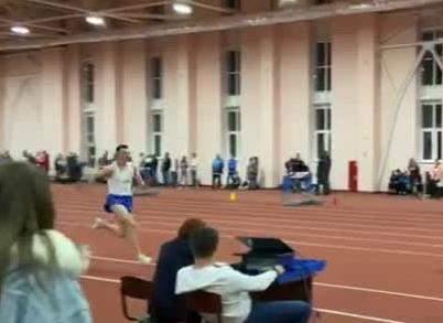 Легкоатлет Егор Богатиков установил новый рекорд Новороссийска