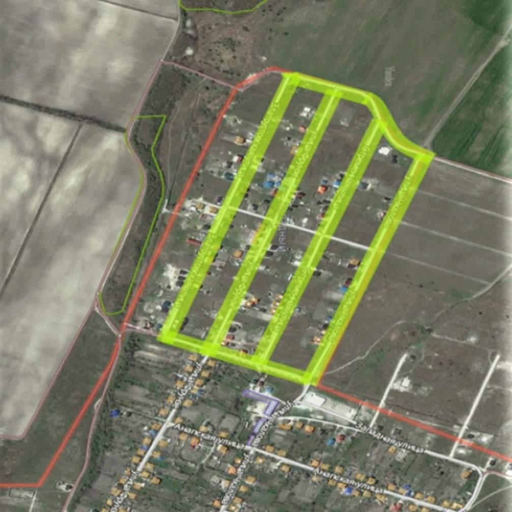 В Новороссийске занялись газоснабжением пригородов