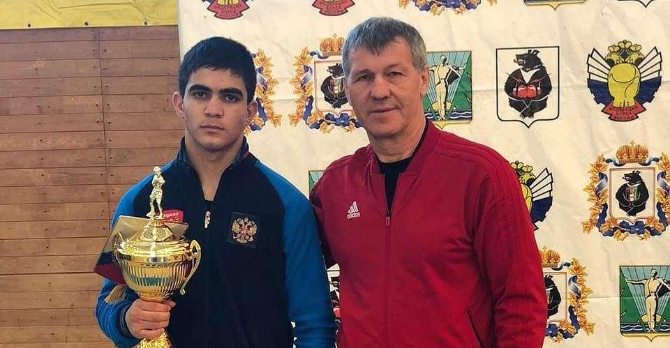 Новороссийский лучник завоевал золотую медаль чемпионата России ПОДА
