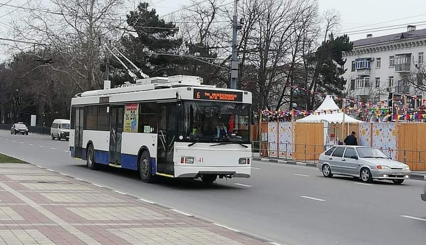 Внимание! В Новороссийске 1 марта 2020 года с 12:00 до 18:00 часов будет изменен график движения транспорта