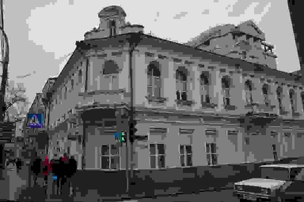 Главной библиотеке Новороссийска нужен ремонт