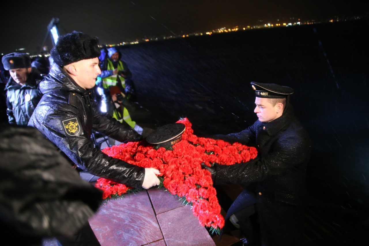 Стало известно, как пройдет ритуал памяти «Бескозырка-2021» в Новороссийске