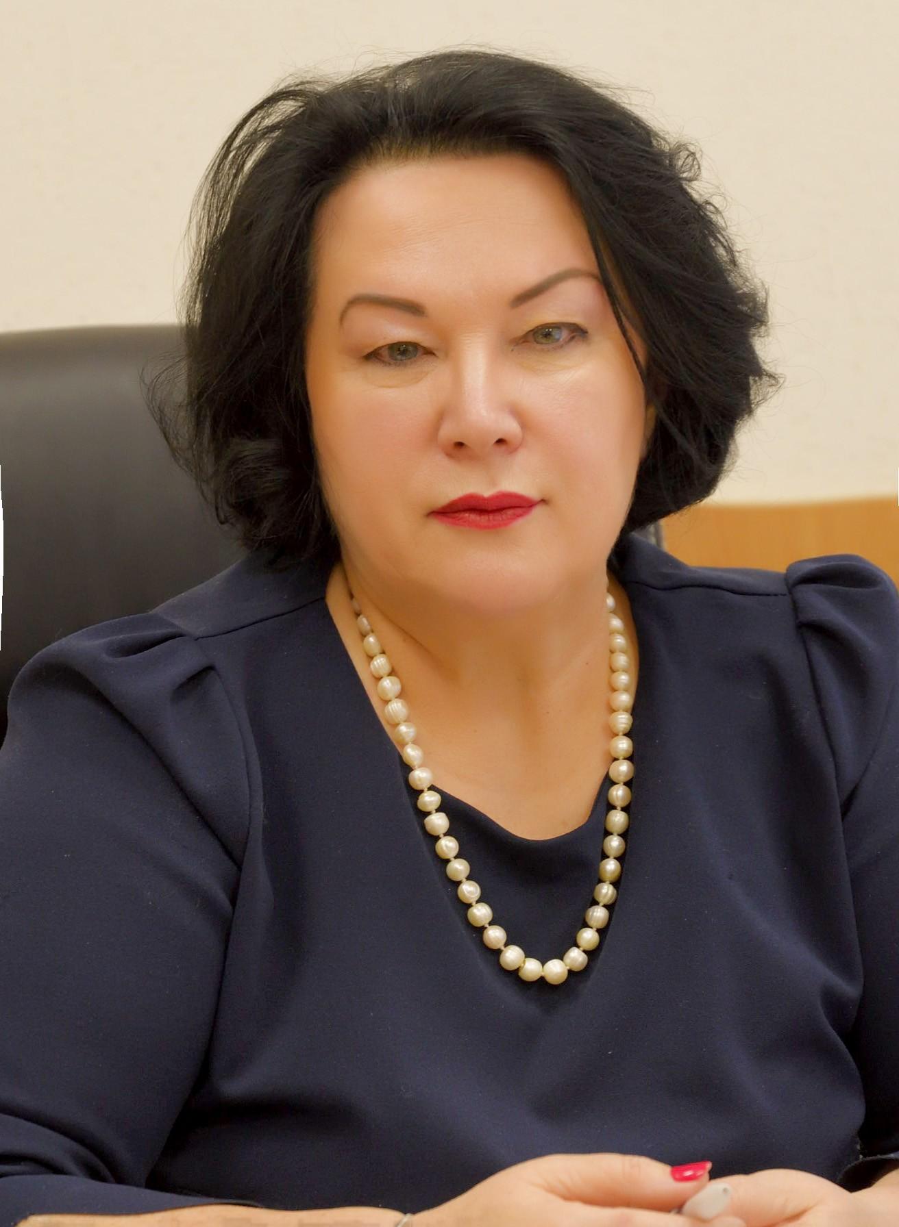 Начальником отдела Надежда Лепилкина