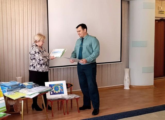 Сотрудники Новороссийской таможни помогли особенным детям