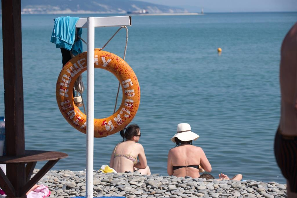 Сегодня официально стартовал курортный сезон в Новороссийске