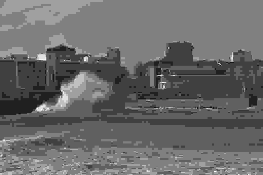 В выходные в Новороссийске будет ветрено, пройдет дождь