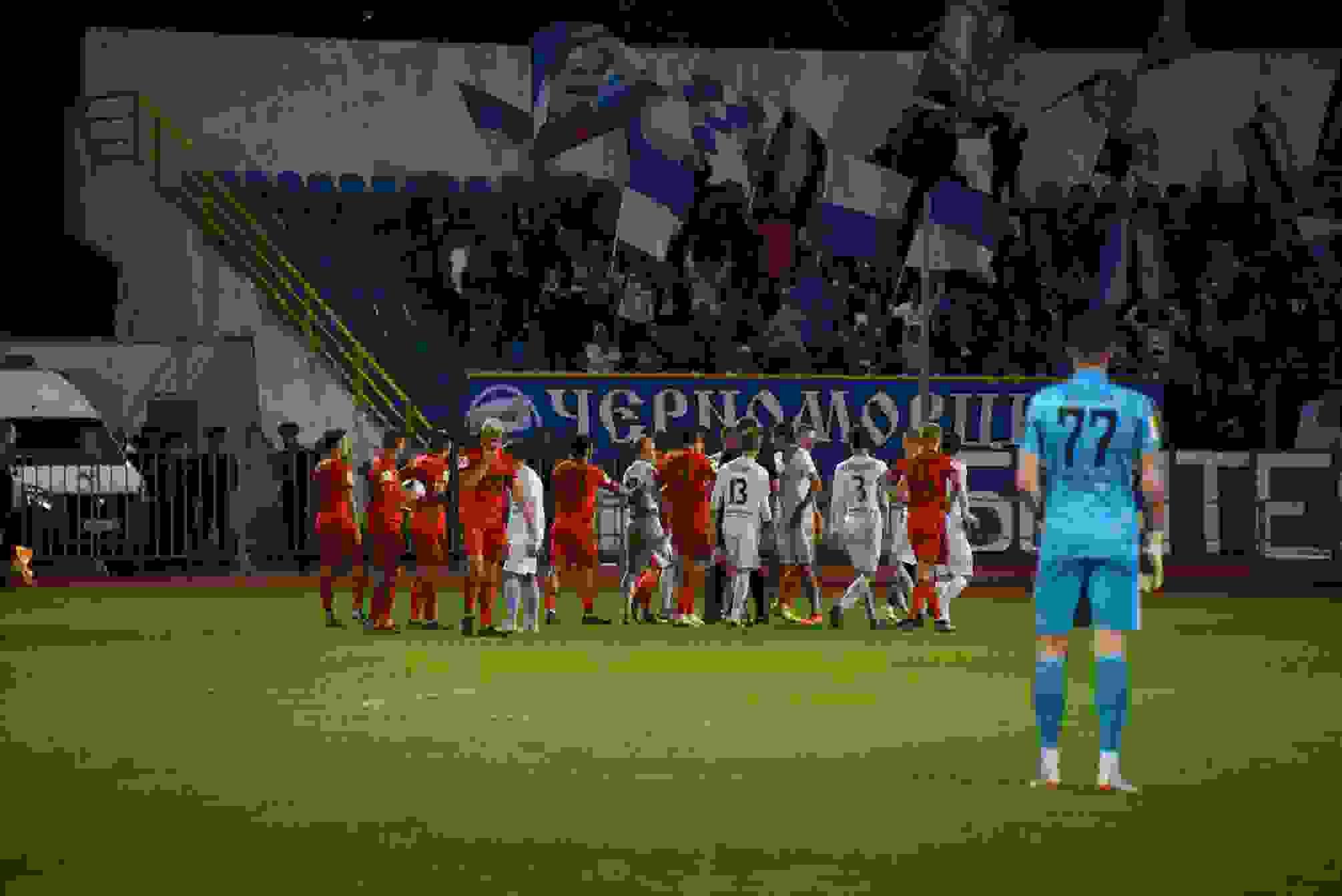 Новороссийский «Черноморец» начал подготовку ковторой части сезона