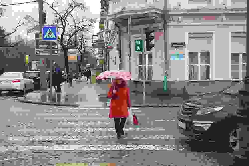 ВНовороссийске надвух сложных перекрестках уберут мигающий зеленый светофор