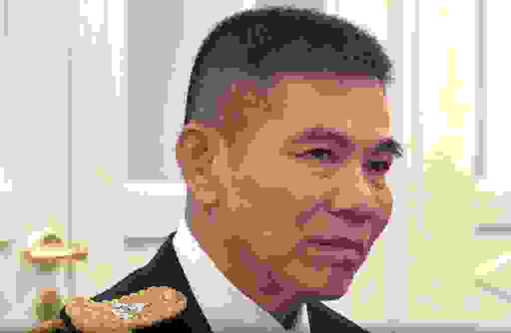 В Новороссийскую военно-морскую базу приезжал военачальник из Таиланда