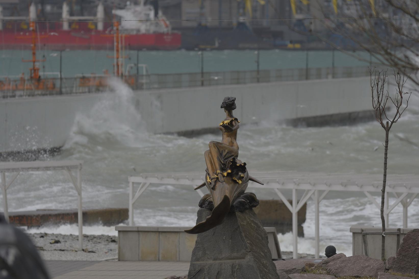 В ближайшие два дня в Новороссийске будет сухо и ветрено