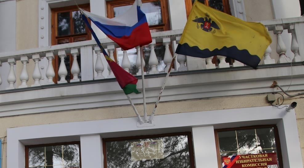 Итоги выборов депутатов в Думу Новороссийска 7 созыва