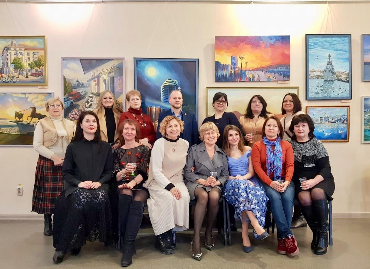 Выставка для тех, кто любит Новороссийск