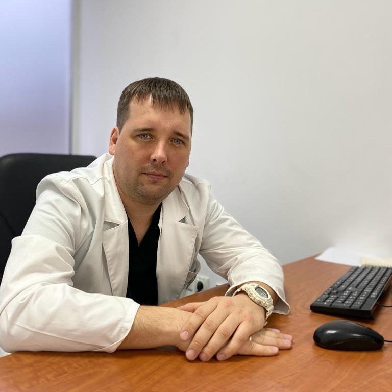Новый заведующий приемным отделением первой горбольницы Новороссийска готов к диалогу