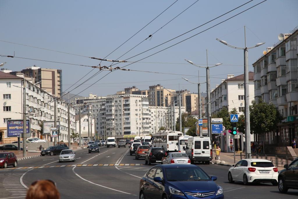 Новороссийск переходит на безналичный расчет