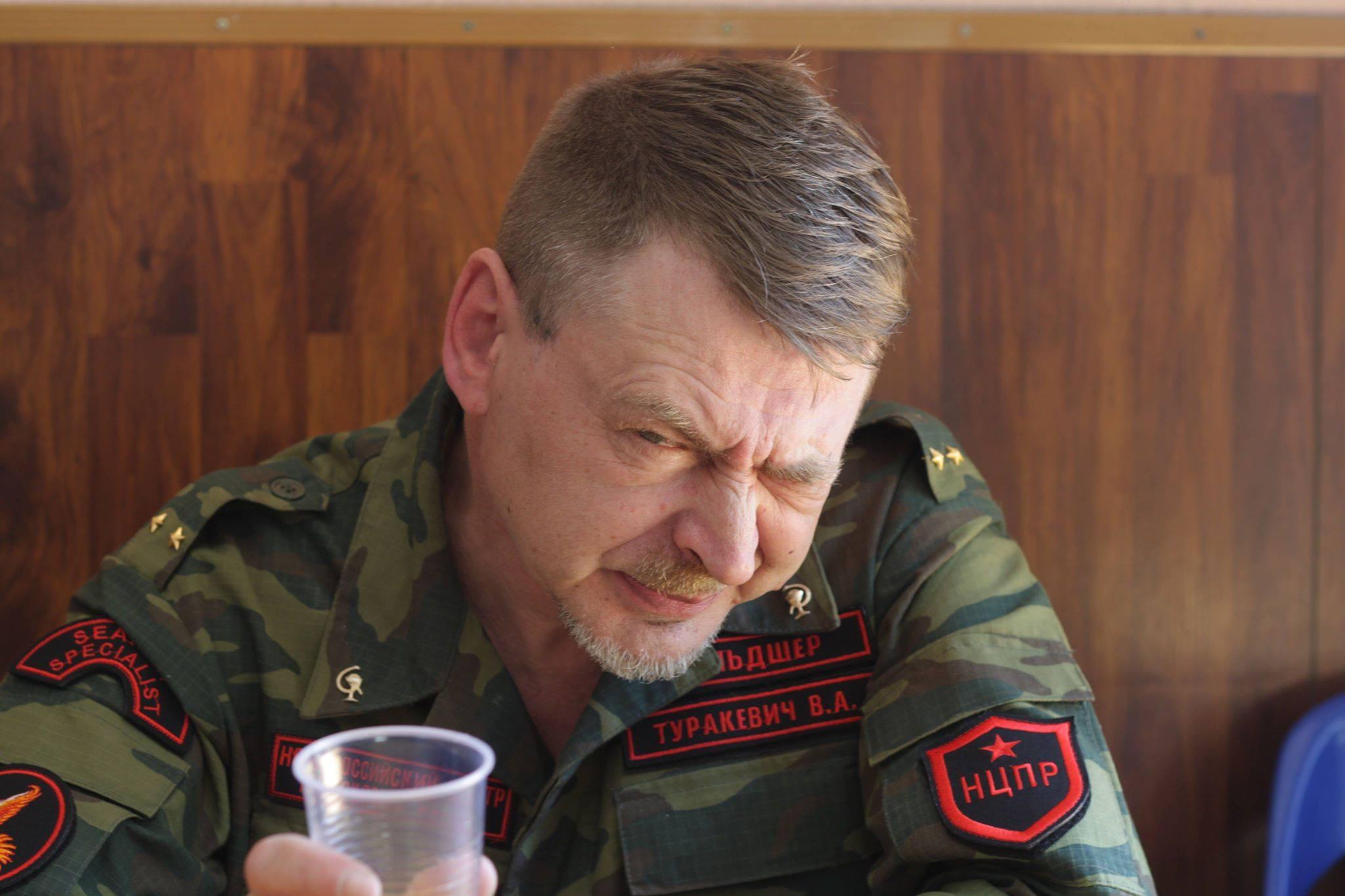Новороссийский поэт и художник Валерий Туракевич ушел из жизни после тяжелой болезни