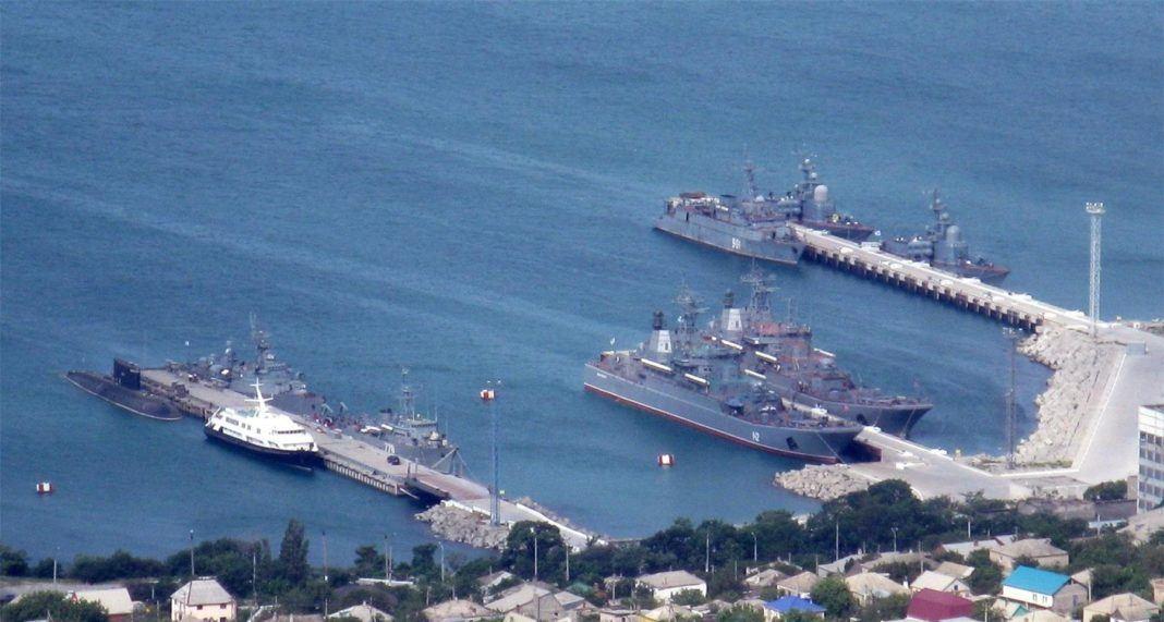 На Новороссийской военно-морской базе поймали всех «диверсантов»