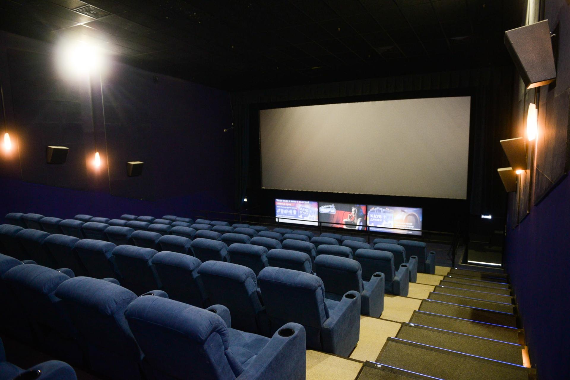 ВНовороссийске закроют кинотеатры, сауны, ночные клубы идругие заведения для отдыха