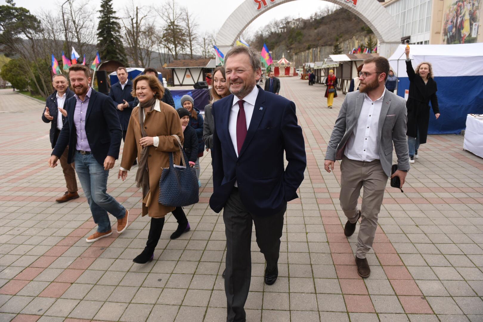 Борис Титов: «ВАбрау-Дюрсо без души работать нельзя»