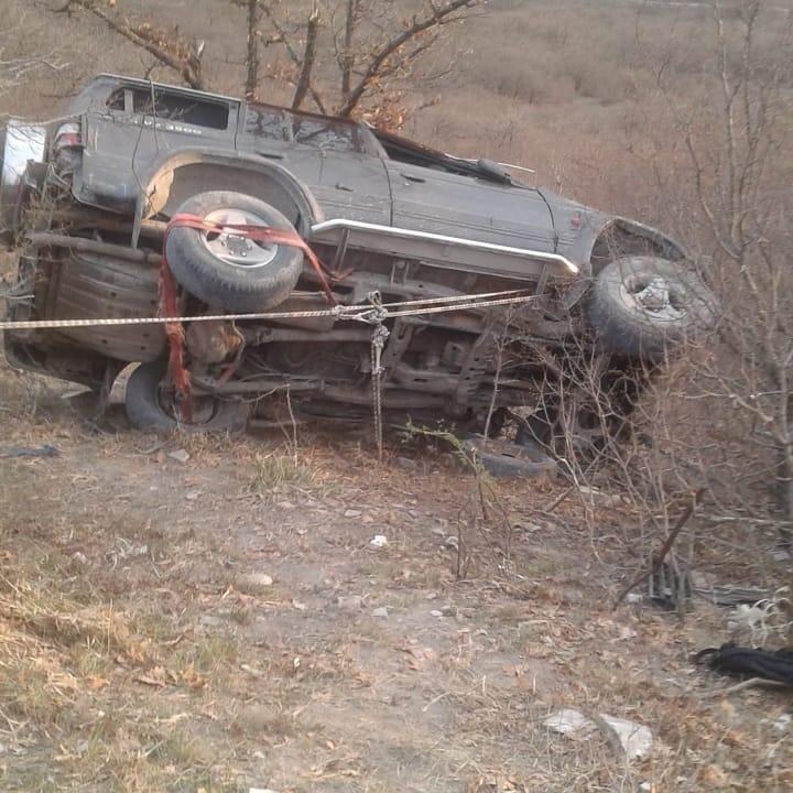 Новороссийский подросток пытался выпрыгнуть изиномарки иоказался под колесами