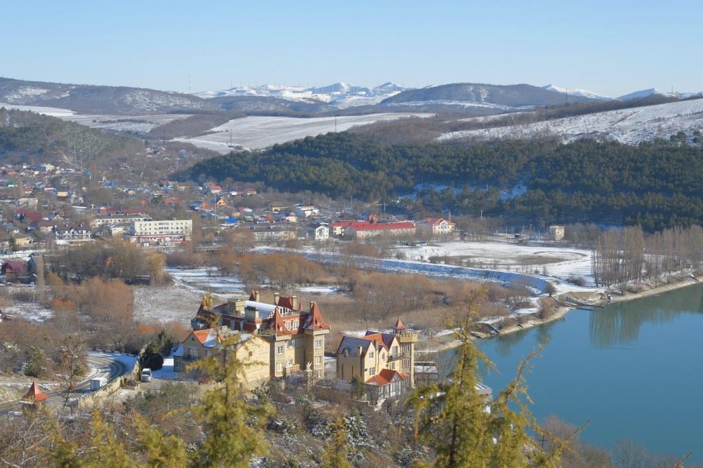В Абрау — без пробок: под Новороссийском хотят построить новую дорогу