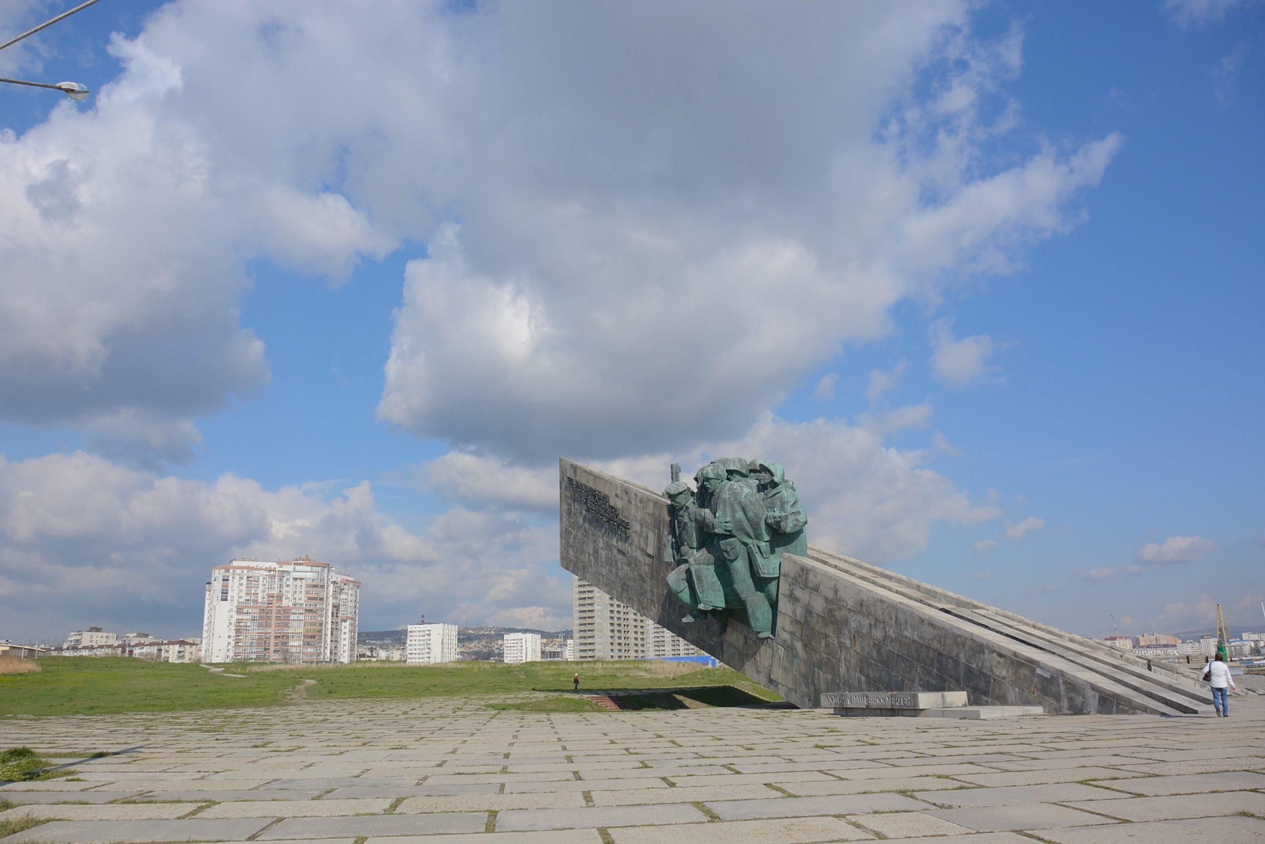 В Новороссийске даже дети в войну становились героями