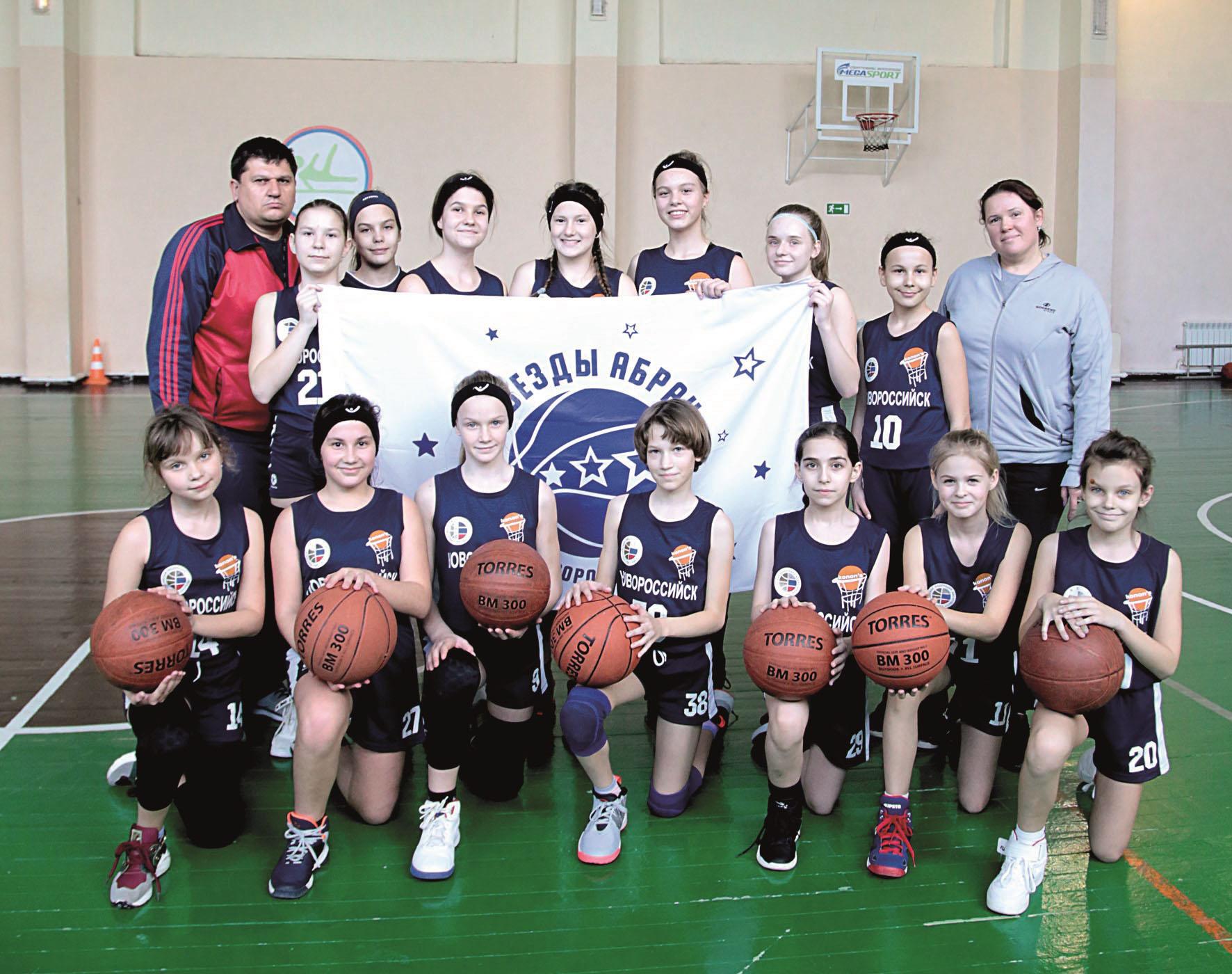 Баскетболистки изАбрау нацелены напервенство России