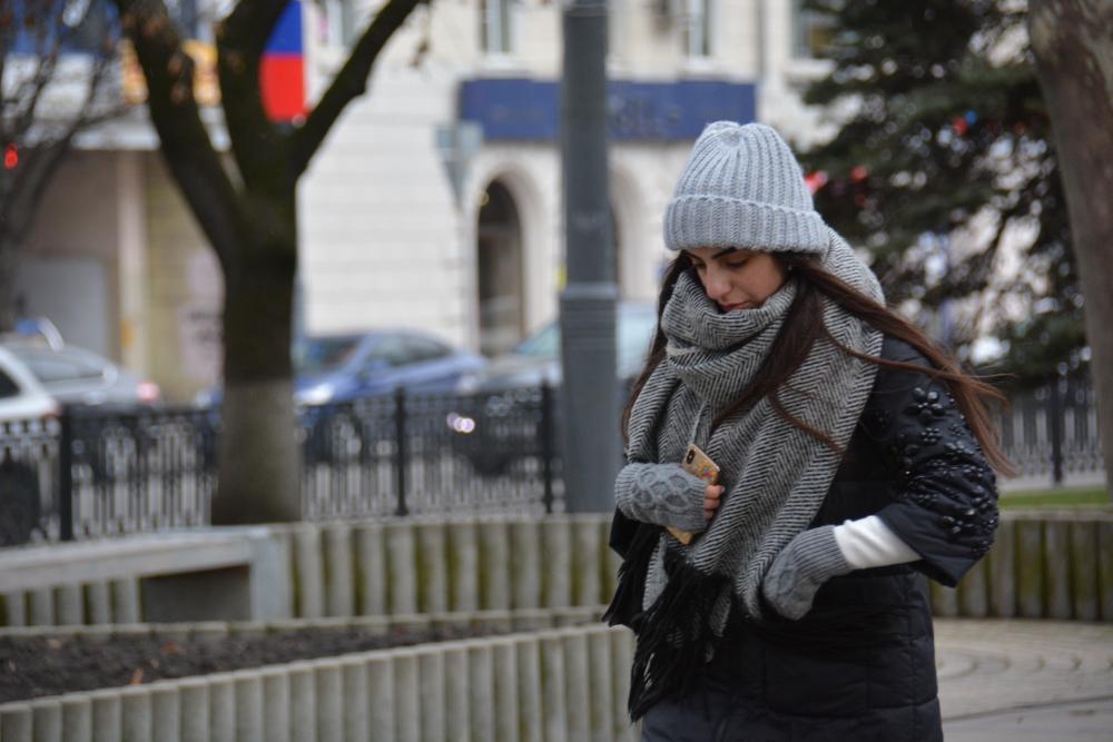 Женщина из суровой России про новороссийскую зиму