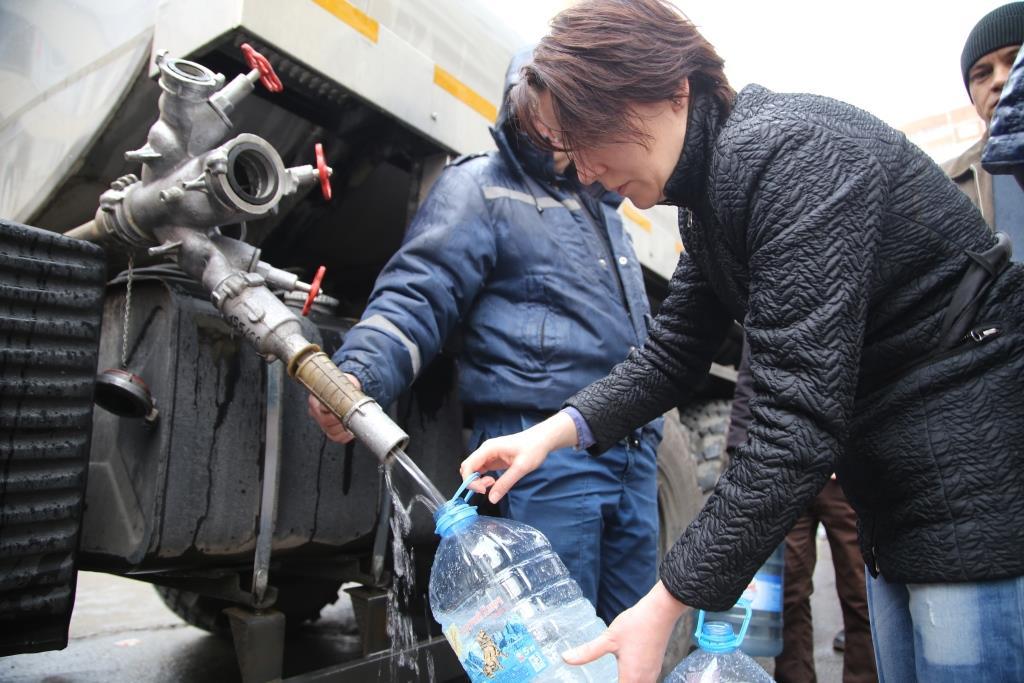 В Новороссийске создали петицию против отключения воды на двое суток