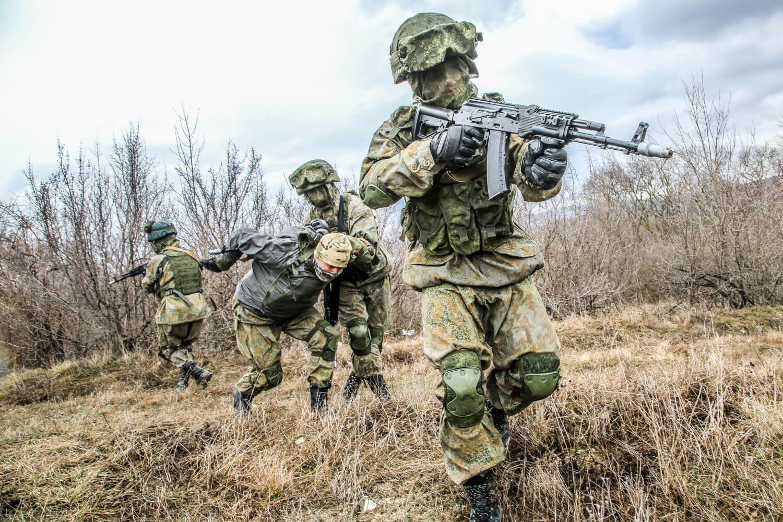 Невидимые люди вмасках: «Новороссийский рабочий» встретился ссекретным подразделением войск