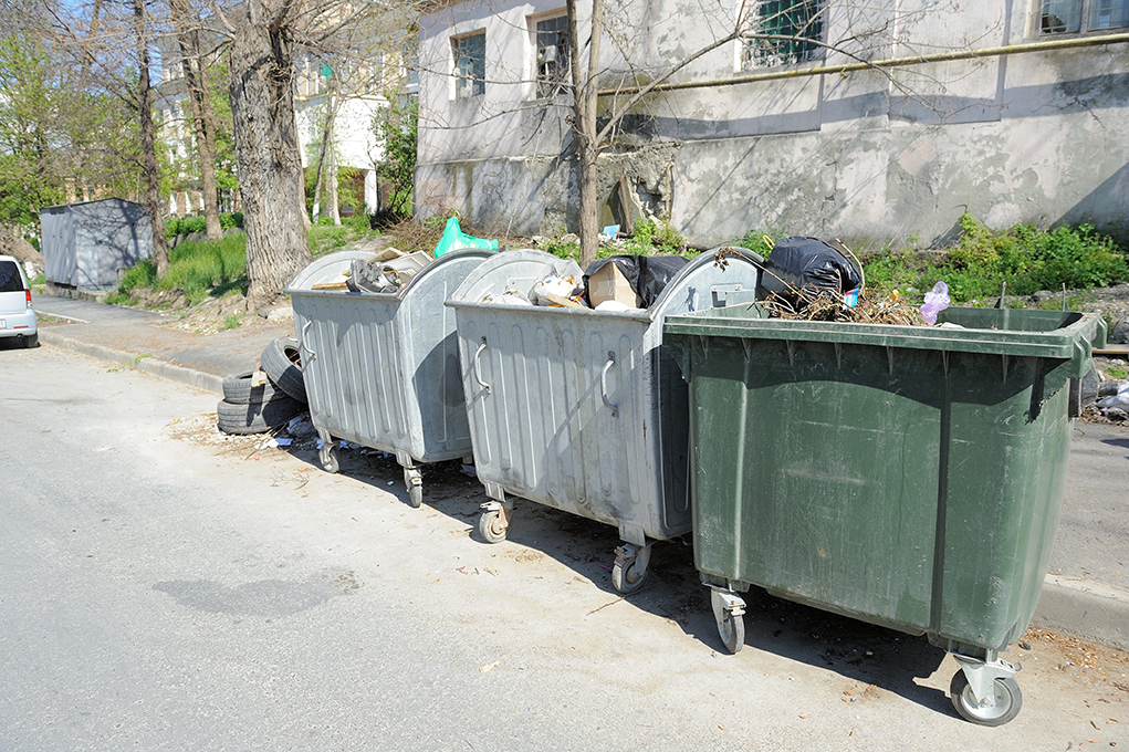 Кто будет закупать контейнеры для мусора вНовороссийске?
