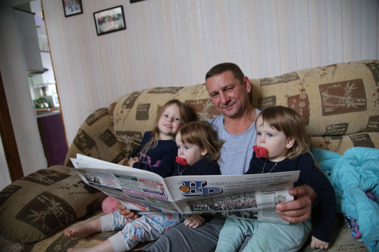 «Новороссийскому рабочему» 100лет: отпечаталась целая вечность